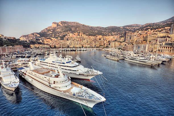 Morgen in Monaco – Foto