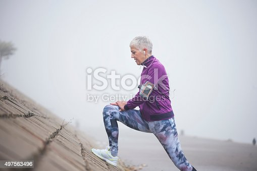 497687118istockphoto Morning jogging 497563496