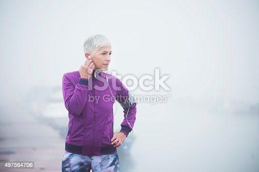 497687118istockphoto Morning jogging 497564706