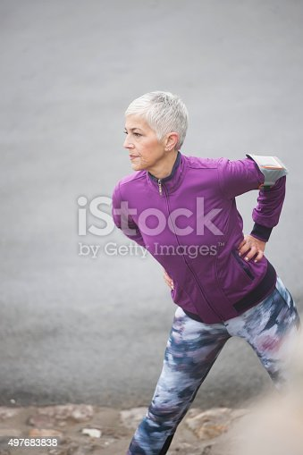 497687118istockphoto Morning jogging 497683838