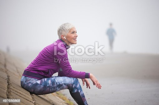 497687118istockphoto Morning jogging 497686868