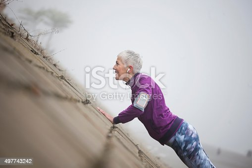 497687118istockphoto Morning jogging 497743242