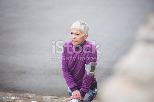 497687118istockphoto Morning jogging 497748564
