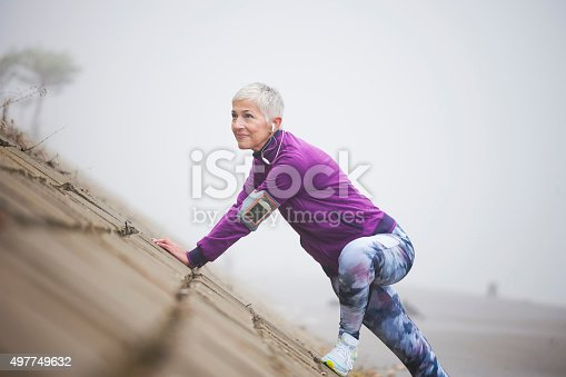 497687118istockphoto Morning jogging 497749632