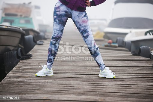 497687118istockphoto Morning jogging 497787014
