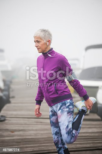 497687118istockphoto Morning jogging 497987274