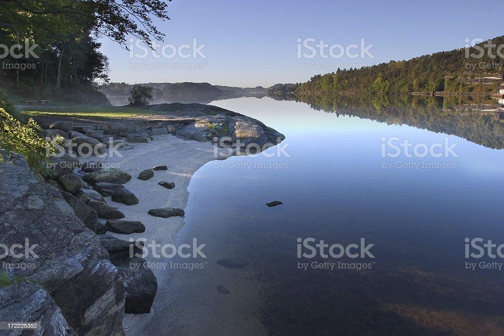 Morgen See lake – Foto