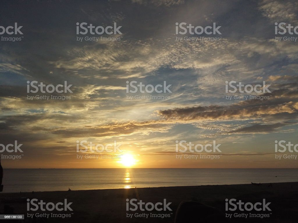 morning light - Royalty-free Cloud - Sky Stock Photo