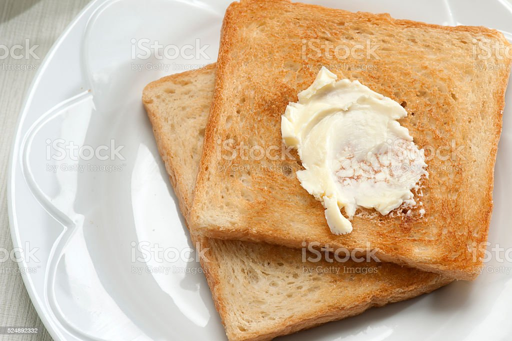 Morning meal stock photo