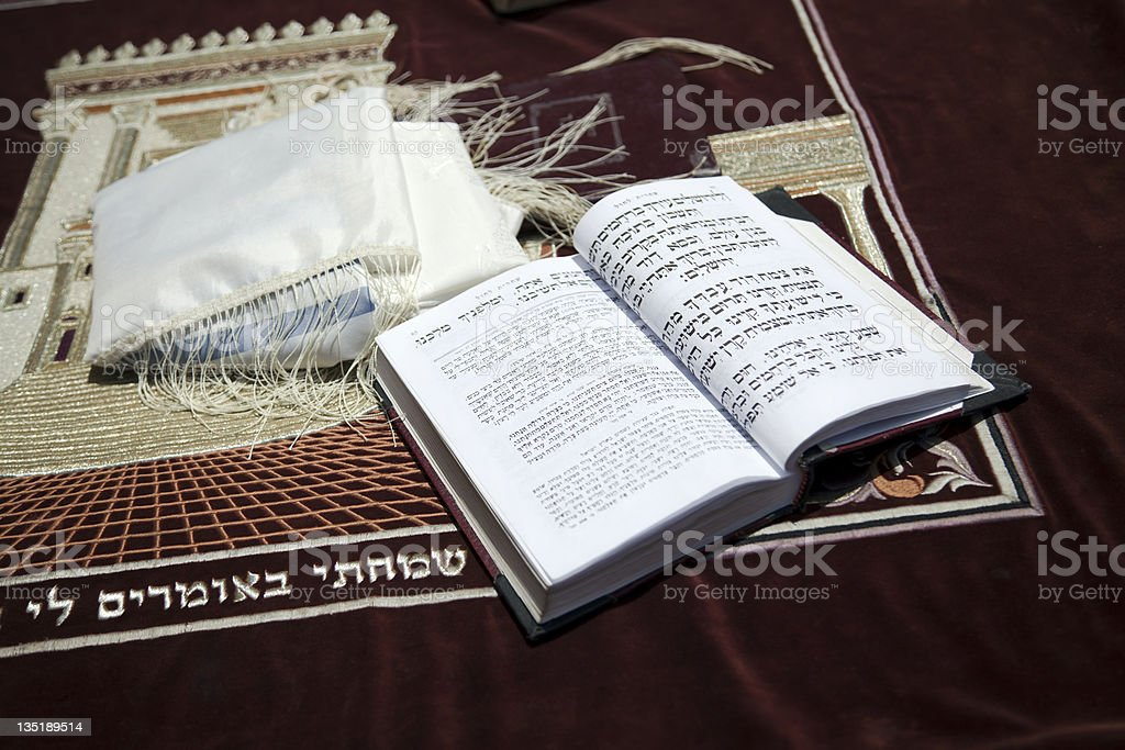 Morning Prayer royalty-free stock photo