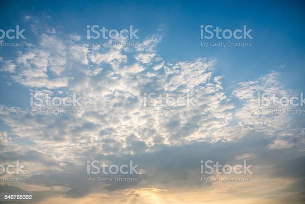 Photo of Morning Sky