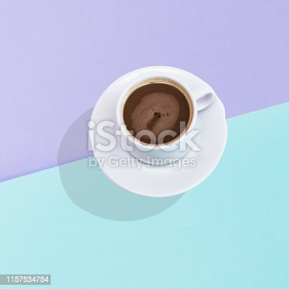 istock A morning up of freshly brewed coffee flies in the air 1157534754