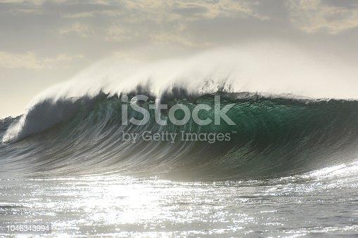 istock Morning waves 1046343994