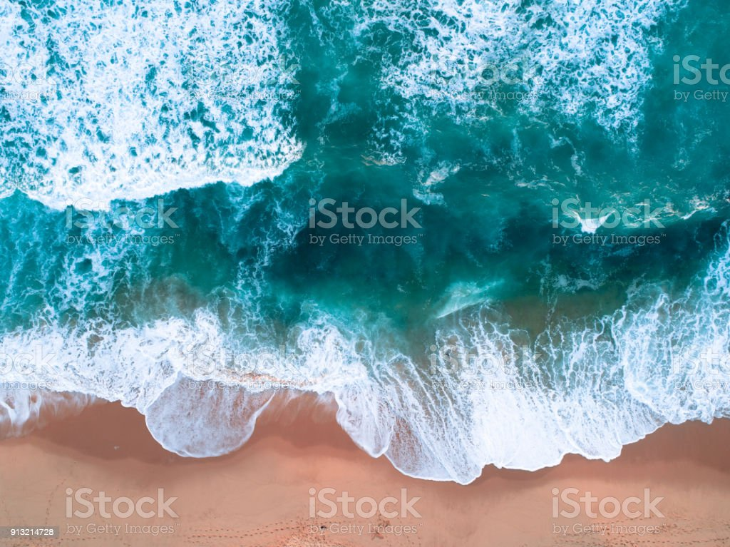 Mornington Peninsula Coastline stock photo