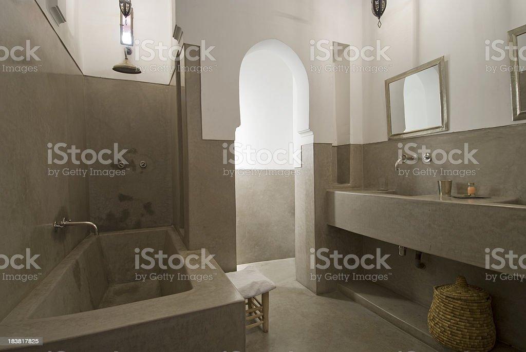 Marokkanisches Bad Stock-Fotografie und mehr Bilder von Badewanne ...