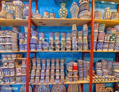 Very beautiful handmade Moroccan style ceramic