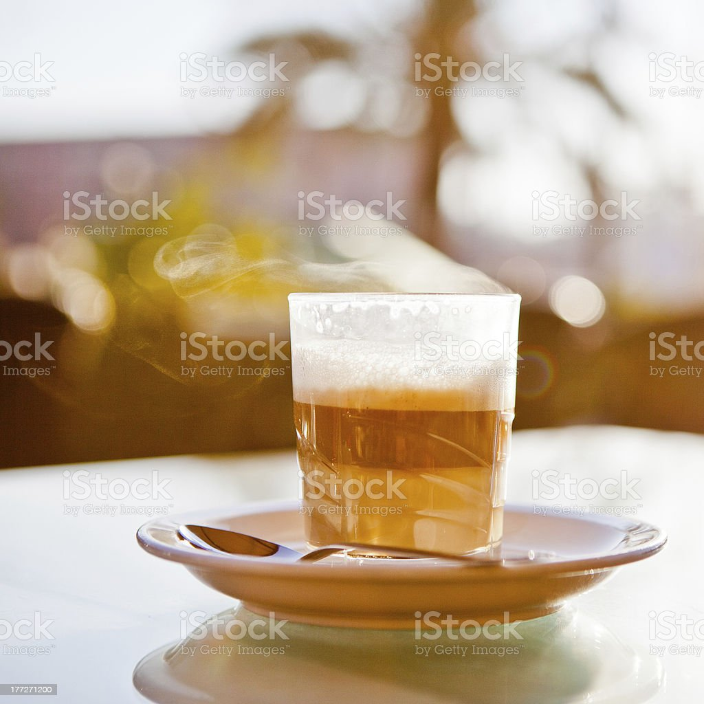 Moroccan Coffee royalty-free stock photo