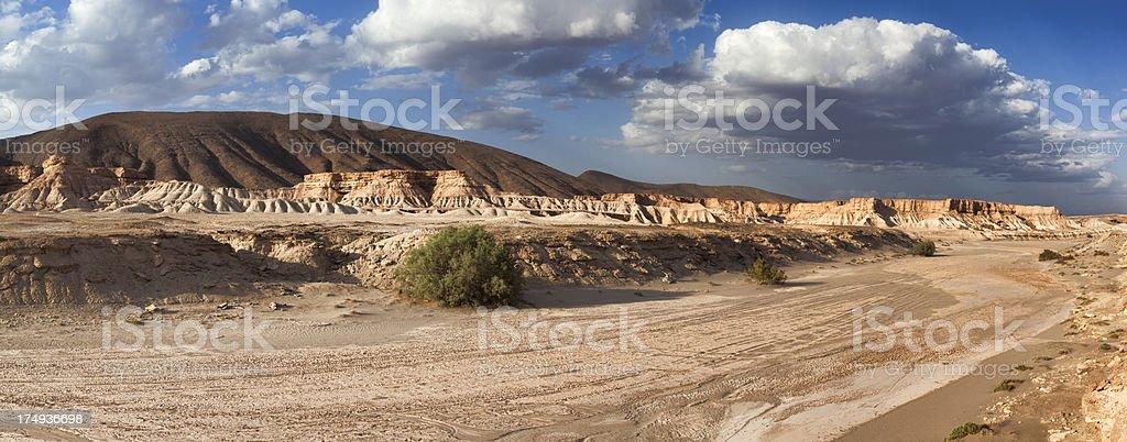 Moroccan Desert royalty-free stock photo