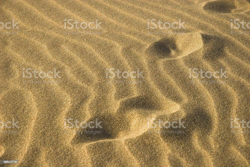 Moroccan Desert royalty-free stock photo