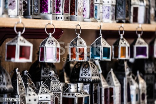 994119256istockphoto Moroccan glass and metal lanterns lamps in Marrakesh souq 177787973