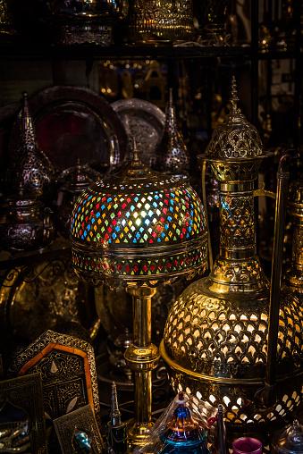 994119256 istock photo Moroccan lanterns 508587132