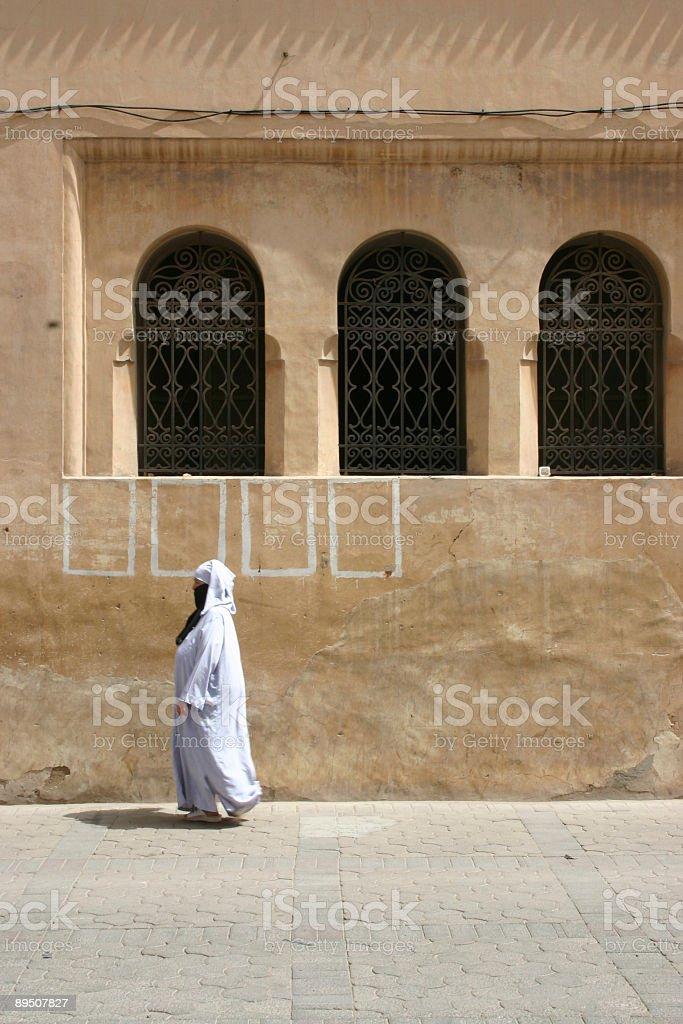 Moroccan Life royalty-free stock photo
