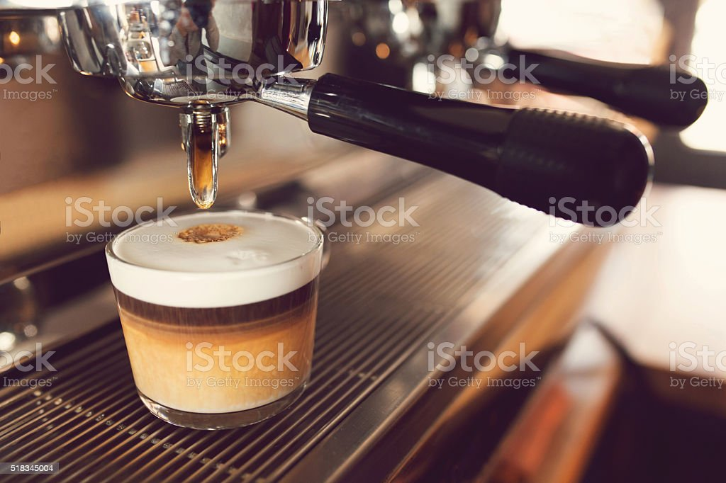 Marocchino stock photo