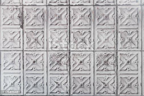 istock Moroccan, Portuguese tiles 1176835481