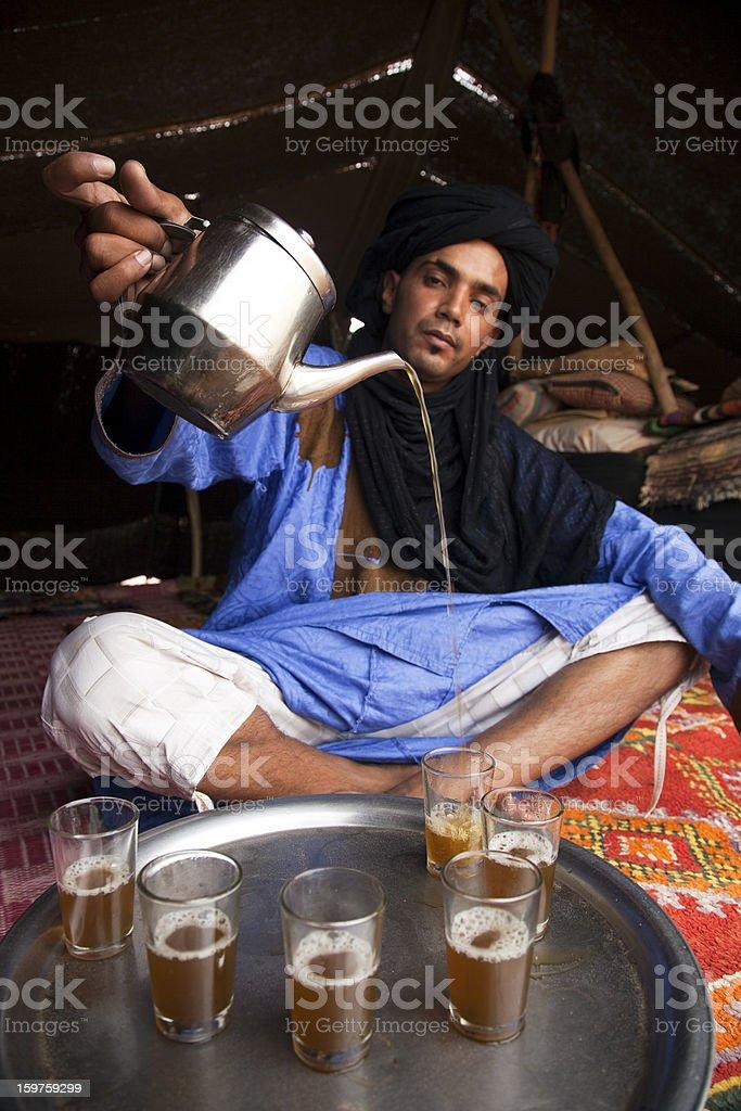 Marokkanische Tee – Foto