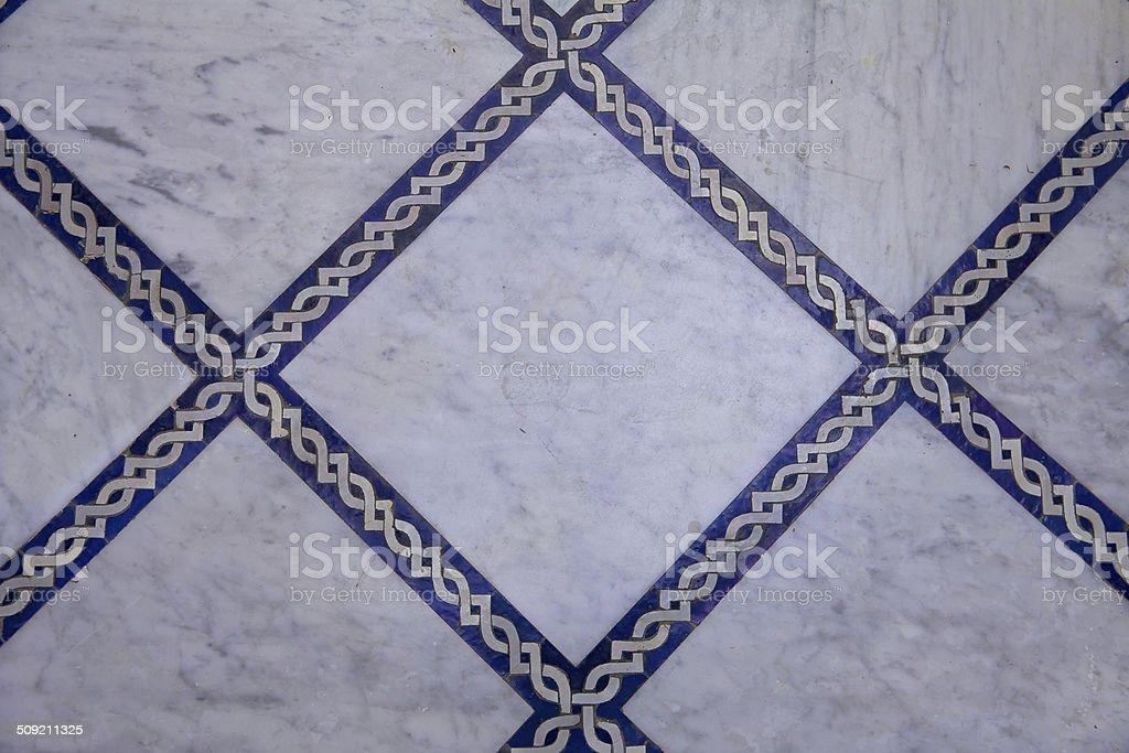 Zellige motivo a piastrelle marocchine fotografie stock e altre