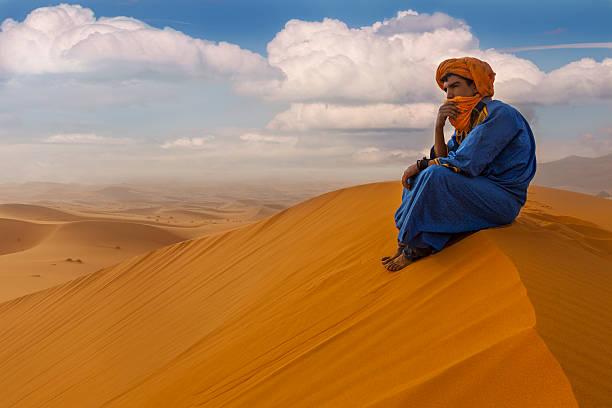 Morocco man – zdjęcie