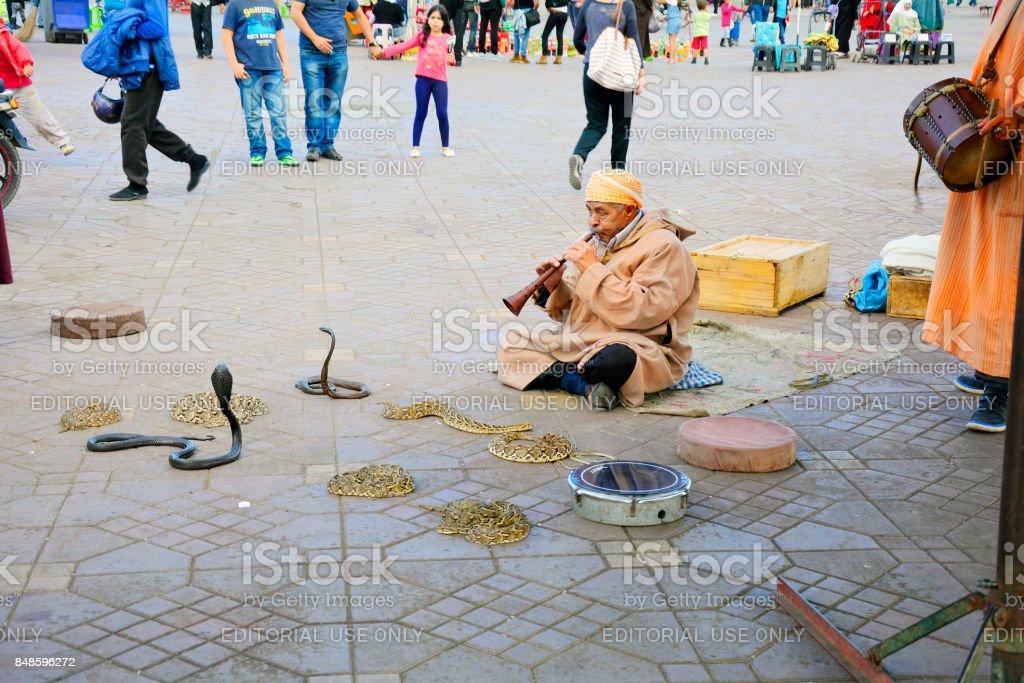 Morocco, Marrakesh stock photo