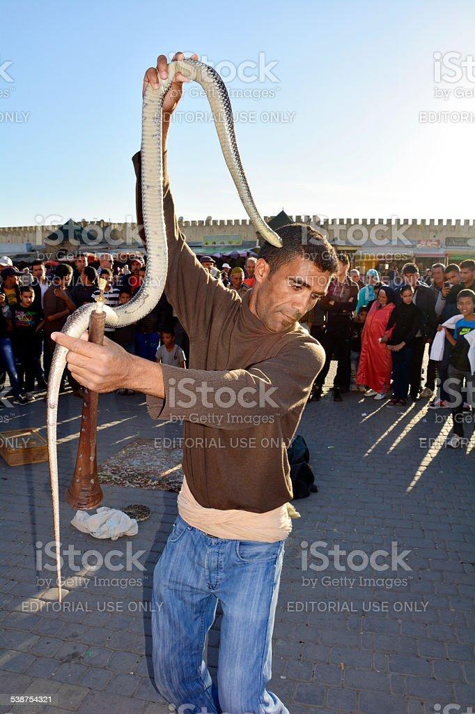 Morocco, Meknes stock photo