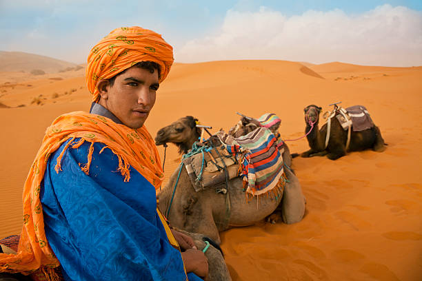 Maroko osób – zdjęcie