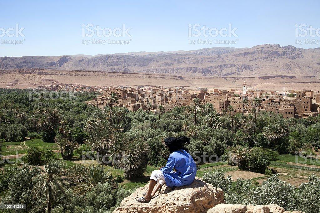 Morocco royalty-free stock photo