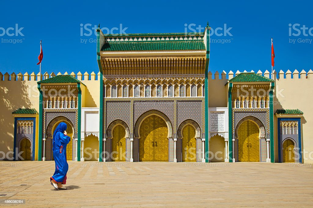 Marrocos - foto de acervo