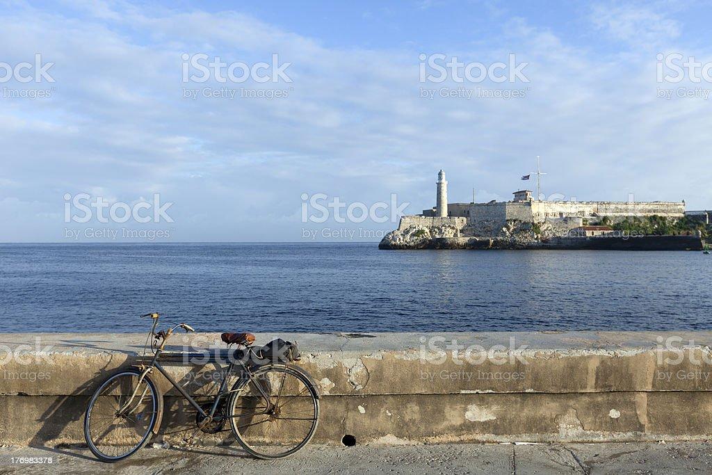Morro Castle, Havana stock photo
