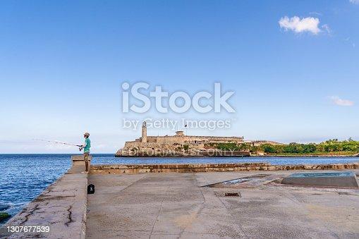 istock Morro de La Habana 1307677539