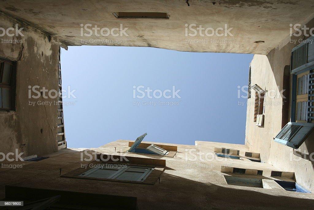Marroco house foto stock royalty-free