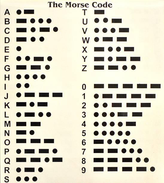 Morse Code - Photo
