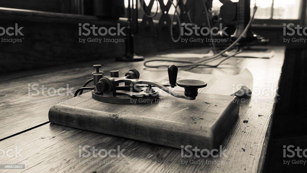 Morse Code & Telegraph – Foto