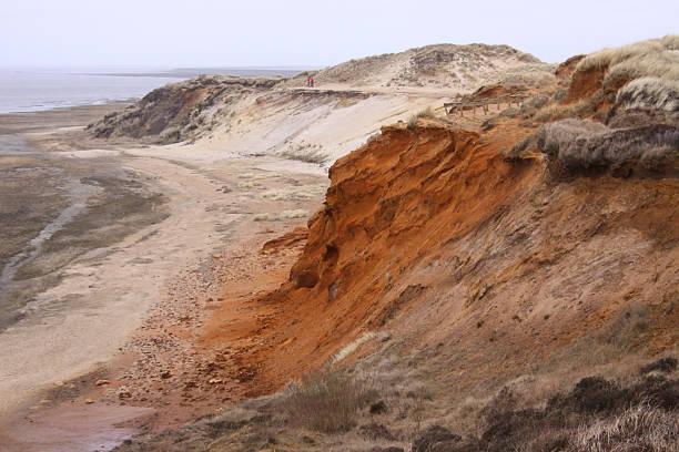 Morsum-Klippe auf der Insel Sylt – Foto