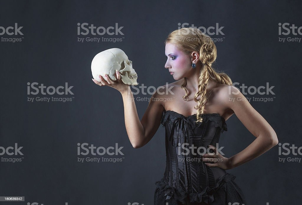 Mortal Love stock photo