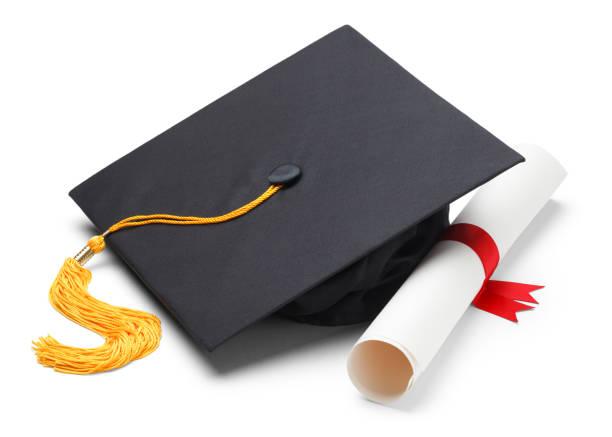 mortero y grado - graduación fotografías e imágenes de stock