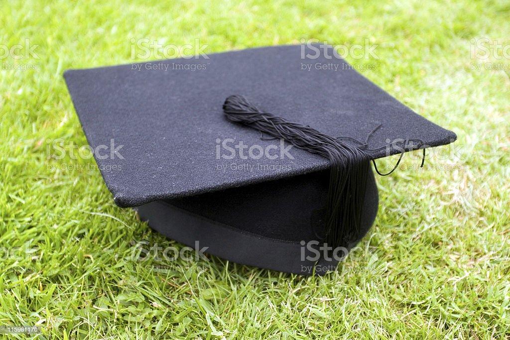 Mortar Board - Royalty-free Achievement Stock Photo