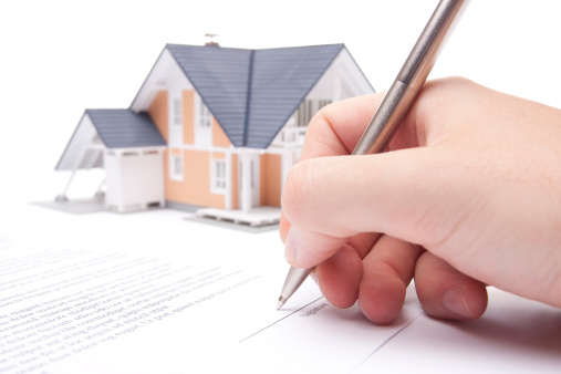 Mortgage Contract Stock Photo - Download Image Now