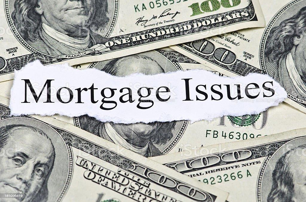 Hypotheken-Fragen – Foto