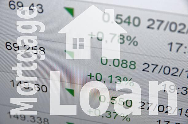 Hypotheken-loan – Foto