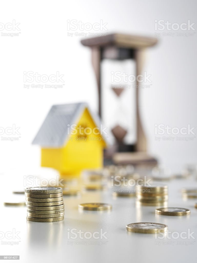 mortgage royalty-free stock photo