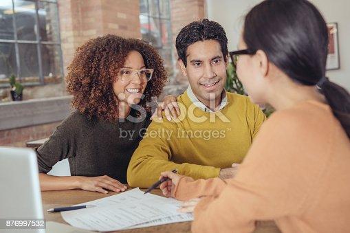 istock Mortgage renewal options 876997532